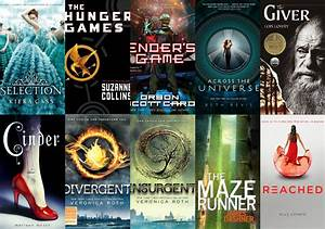 My Top 10 Elements in Dystopia | Ode to Jo & Katniss