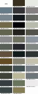 Grau Bis Schwarzbrauner Farbton : bersicht ral farben bersicht ral farben f r basislacke 2k lacke sowie metallschutz oder ~ Markanthonyermac.com Haus und Dekorationen
