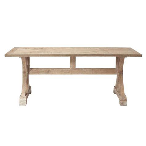 table de salle 224 manger en ch 234 ne l 200 cm ramatuelle maisons du monde