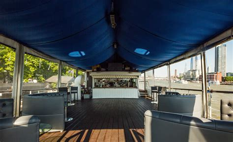 Yacht London by The Yacht London Event Space Embankment London