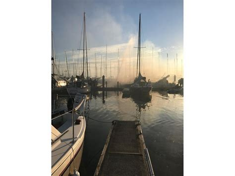 Everett Fire Boat by Several Boats Sink In Large Fire At Everett Marina Video