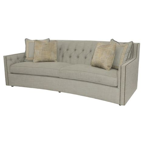 bernhardt sofa with transitional elegance