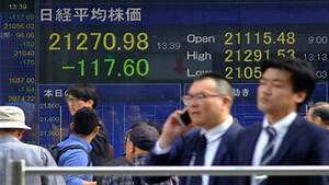 Asia stocks drift lower on trade war fears - Daily Times