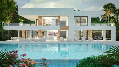 Best Free Modern Luxury House Exterior #3938