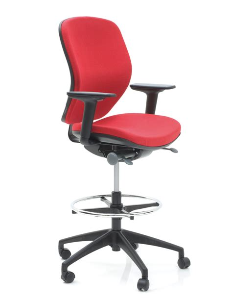 counter height chair with arms ergonomics