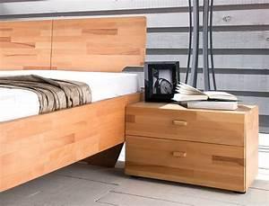 Schlafzimmer Set Massivholz : bett cintio nachttisch kernbuche ge lt massivholz holzbett ehebett wohnbereiche schlafzimmer ~ Markanthonyermac.com Haus und Dekorationen