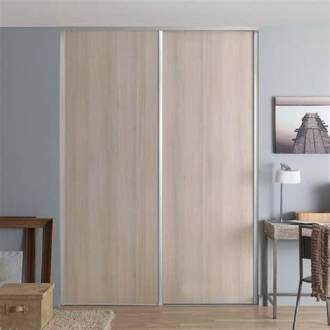 1 porte de placard coulissante valla acacia 62 2 x 245 6 cm castoramahttp www castorama fr