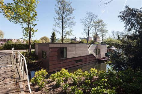 Woonboot Utrecht Airbnb by Een Kijkje In Een Bijzondere Woonboot Met Moderne