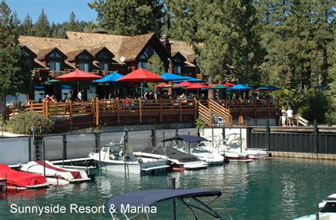 North Lake Tahoe Boat Storage by North Lake Tahoe Marinas Lake Tahoe Guide