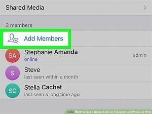 How to Get a Group Link on Telegram on iPhone or iPad: 13 ...