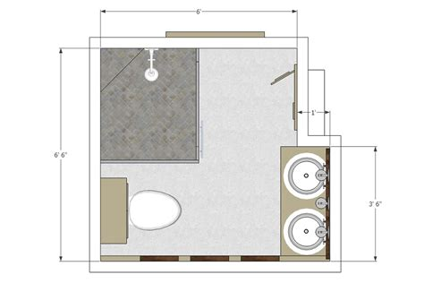 foundation dezin decor basic bathroom layouts