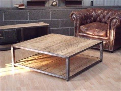 top 25 ideas about table basse industrielle on tables basses table basse and tables
