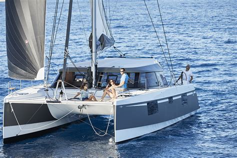 Catamaran 40ft Engine by New Sail Catamaran For Sale Bavaria Nautitech 40ft