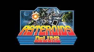 Asteroids Deluxe - Arcade Machine (Upright) - YouTube