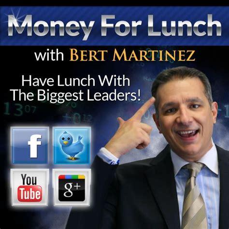 """money For Lunch"" Radio Interview John Nemo Talks Linkedin"