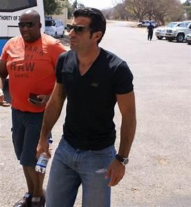 Luis Figo promises to return to Bulawayo - Bulawayo24 News
