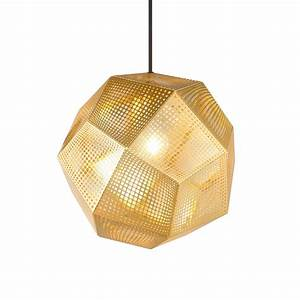 Tom Dixon Lamp : the etch pendant lamp by tom dixon in the shop ~ Markanthonyermac.com Haus und Dekorationen