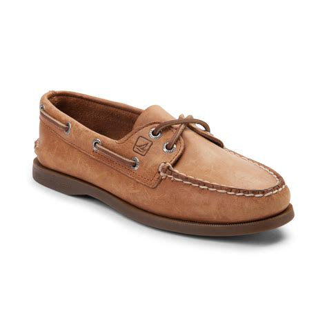 Tan Sperry Boat Shoes by Womens Sperry Top Sider Authentic Original Boat Shoe