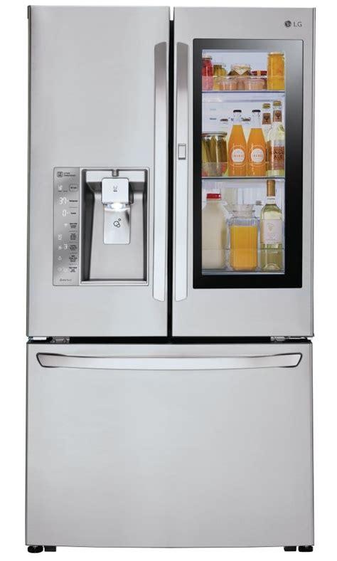 instaview door in door counter depth refrigerator