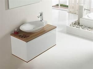 Waschbecken Spiegel Kombination : badm bel set g ste wc pure waschbecken handwaschbecken grau wenge eiche 80cm ebay ~ Markanthonyermac.com Haus und Dekorationen
