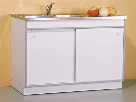 table rabattable cuisine meuble sous evier pas cher