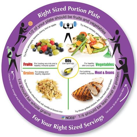 best 25 portion plate ideas on healthy plate food portions and portion diet