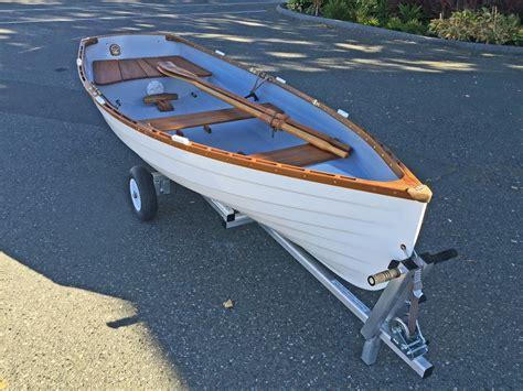 Ocean Sculling Boat by Westcoast 11 6 Single Slide Seat Sculling Rowboat