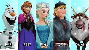 Picture Of Frozen Characters | www.pixshark.com - Images ...
