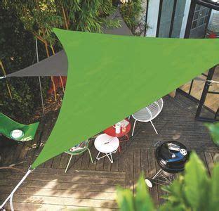 voile d ombrage rectangulaire triangulaire carr 233 e pour jardin et terrasse pergolas