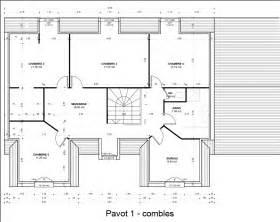 exemple plan maison gratuit