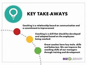Developing the Coaching Skills of Your Managers and ...