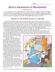 7 Best Images About Alice In Wonderland On Pinterest  Test Taking, Anchor Charts And Actors