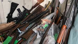 Police forces reveal figures from firearms surrender ...