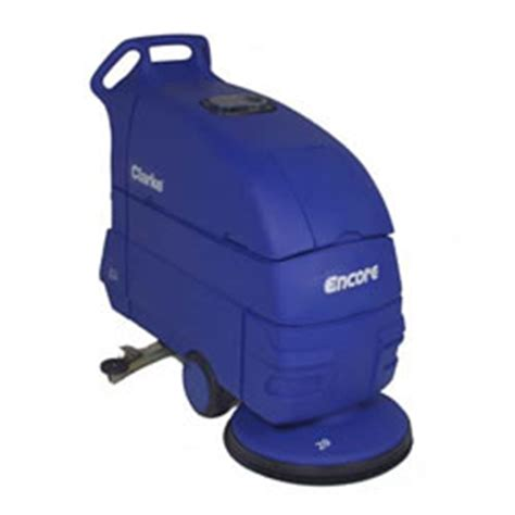 clarke encore s20 battery powered walk automatic