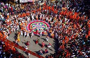 Revellers take Maharashtra new year day festival to ...