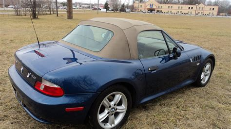 2000 Bmw Z3 Roadster Convertible