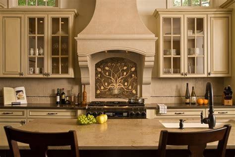 The Toulouse Kitchen Range Hood Francois & Co.  Kitchen