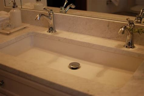 undermount sink with two faucets solution for