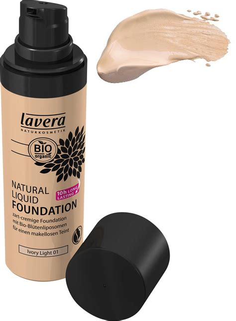 Lavera Natural Liquid Foundation  Ecco Verde Online Shop