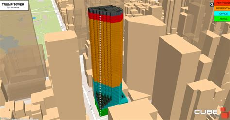 cube cities tower s missing floors