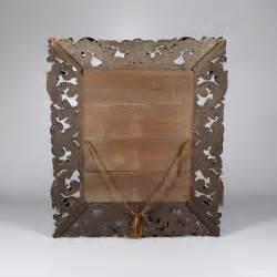 miroir style louis xiii en bois sculpt 233 et glace biseaut 233 e 2016020446 expertissim
