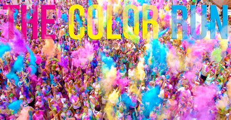 The Color Run Returns To Barcelona