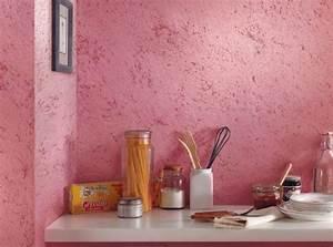 Was Ist Strukturfarbe : 65 wand streichen ideen muster streifen und struktureffekte ~ Markanthonyermac.com Haus und Dekorationen