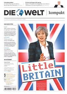 May's Brexit speech mocked in Europe's newspapers | Daily ...