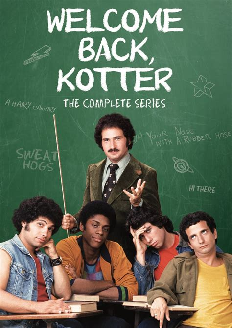 Kotter Culture by Show And Prove Cultural Database Welcome Back Kotter