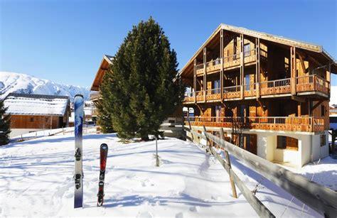 residence les chalets des cimes la toussuire location vacances ski la toussuire ski planet