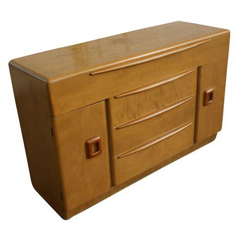 Vintage Heywood Wakefield Credenza Buffet Ebay