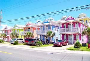 Häuser In Amerika : wie hei en diese bunten h user in den usa beverly hills o o und haben sie eine vorgeschichte ~ Markanthonyermac.com Haus und Dekorationen