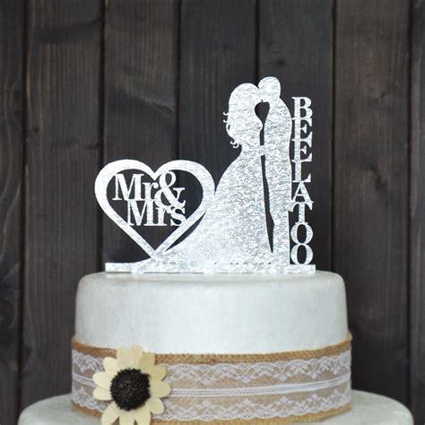custom cake toppers personalized wedding cake topper wedding decoration