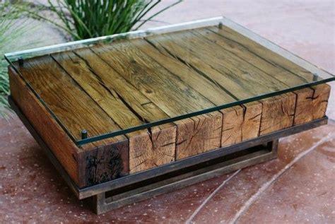 Genial Couchtisch Holz Selber Bauen  Ideen Haus